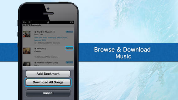 iBolt Downloader & Player app review: free and legal music directly