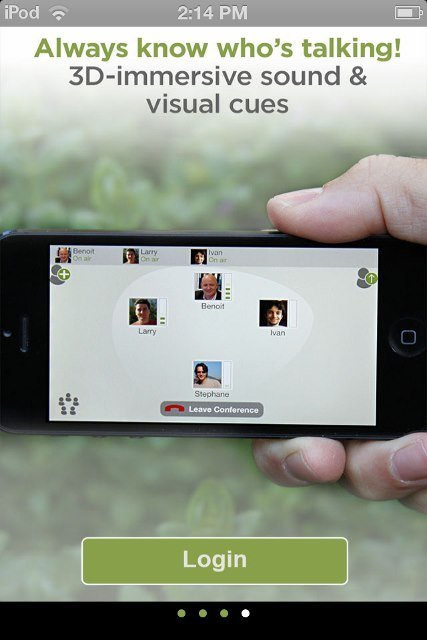 how to add people to a conference call on iphone