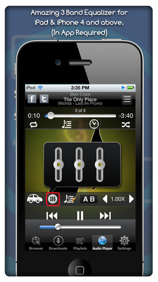 free music download online iphone