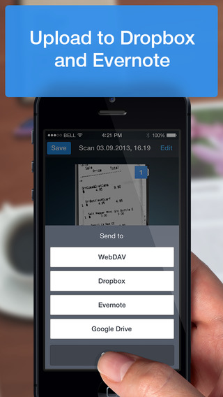 Scanner Pro by Readdle app review: professional scanning