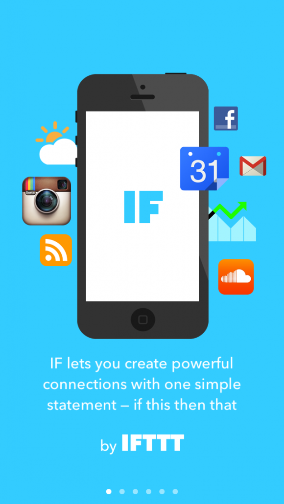 IF by IFTTT app review: connect all your favorite apps