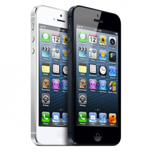 iPhone 5 touch screen over twice as fast as Android devices - appPicker