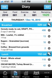 Calorie Counter & Diet Tracker App Review