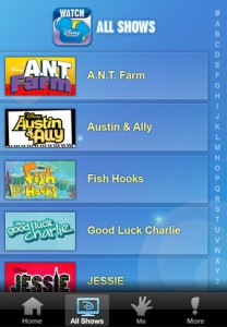 Watch Disney Channel App Review