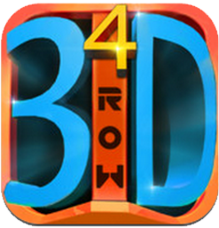 4 In A 3D Row App Review