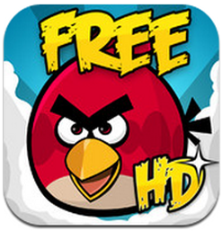 Angry Birds HD Free App Review