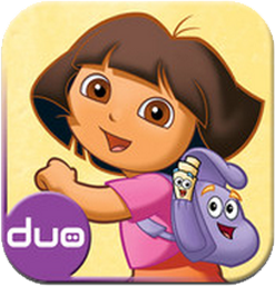 Dora Let's Play Backpack – Duo™