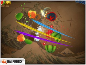 Fruit Ninja HD Free App Review