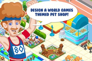 Pet Shop Story: World Games App Review