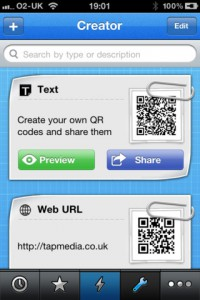 QR Reader For iPhone App Review