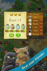 Bubble Witch Saga App Review