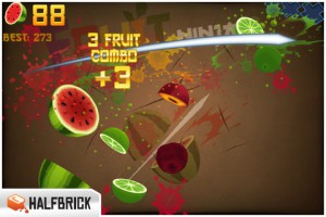 Fruit Ninja Free App Review