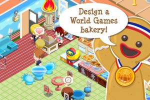 Bakery Story: World Games App Review
