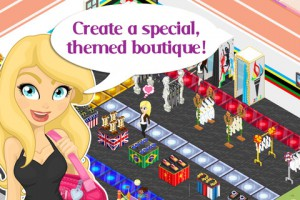 Fashion Story: World Games App Review