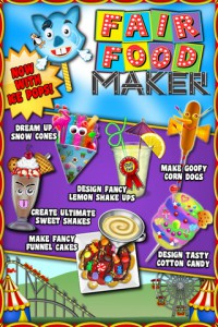 Fair Food Maker - 8 Favorite carnival foods ALL IN ONE!