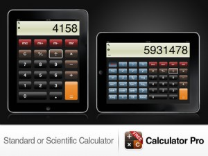 Calculator Pro For iPad Free App Review