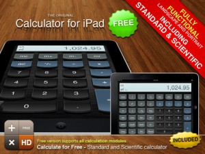 Calculator For iPad Free App Review