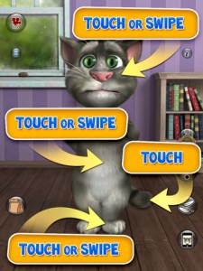 Talking Tom Cat 2 For iPad App Review