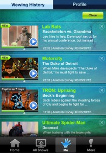 WATCH Disney XD App Review