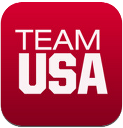 2012 Team USA Road to London Olympics App Review