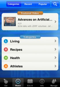 Diabetes Companion app review