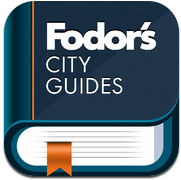 Fodor's City Guides for iPad app review