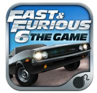 Fast & Furious 6: The Game app review: red hot racing action
