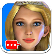 Ask Britany Talking Character App app review: get answers