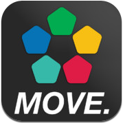 Be Colorado. Move. app review: tracking your workouts