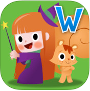 Waka: Squinky & the Witch app review: interactive learning