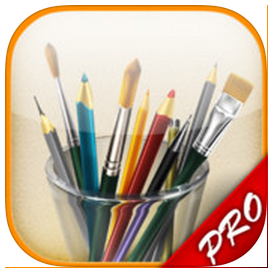 MyBrushes Pro - Draw, Paint, Sketch on Infinite canvas