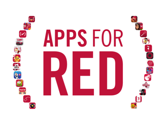 Donate to (RED) this Black Friday at Apple