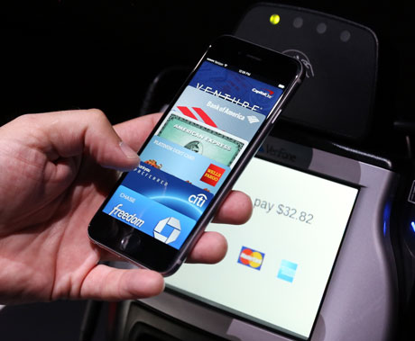 Apple Pay is proving critics wrong