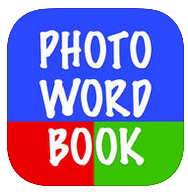 My Photo Word Book: create interactive photo books