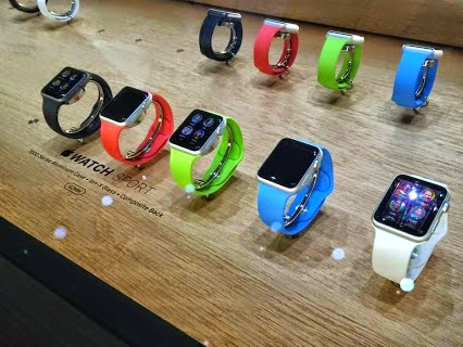 Apple Watch stock will be limited