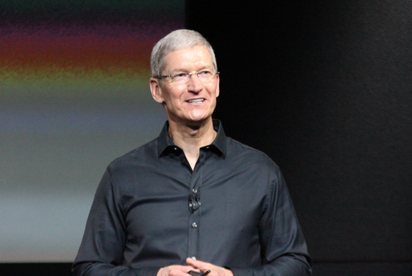 Tim Cook to donate much of wealth to charity
