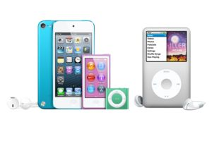 iPod will be refreshed this year
