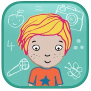 I learn app review: a fun interactive story and learning app for kids