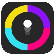 Color Switch app review: the next big thing