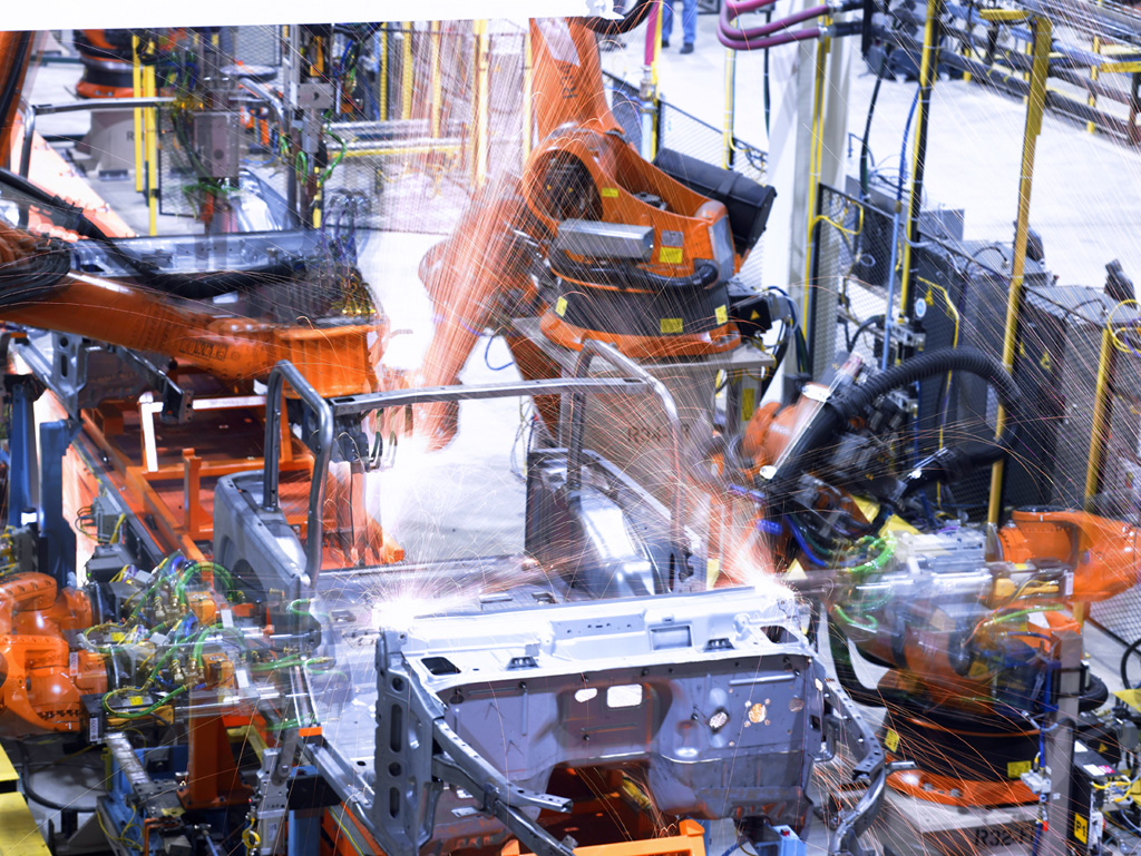 The New Industrial Revolution - Industries in the Age of Automation