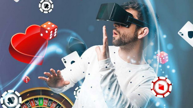 VR gambling games
