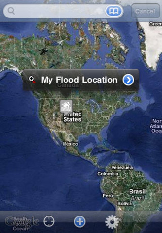 FloodMap Mobile
