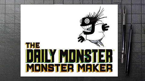 """The Daily Monster"" Monster Maker"