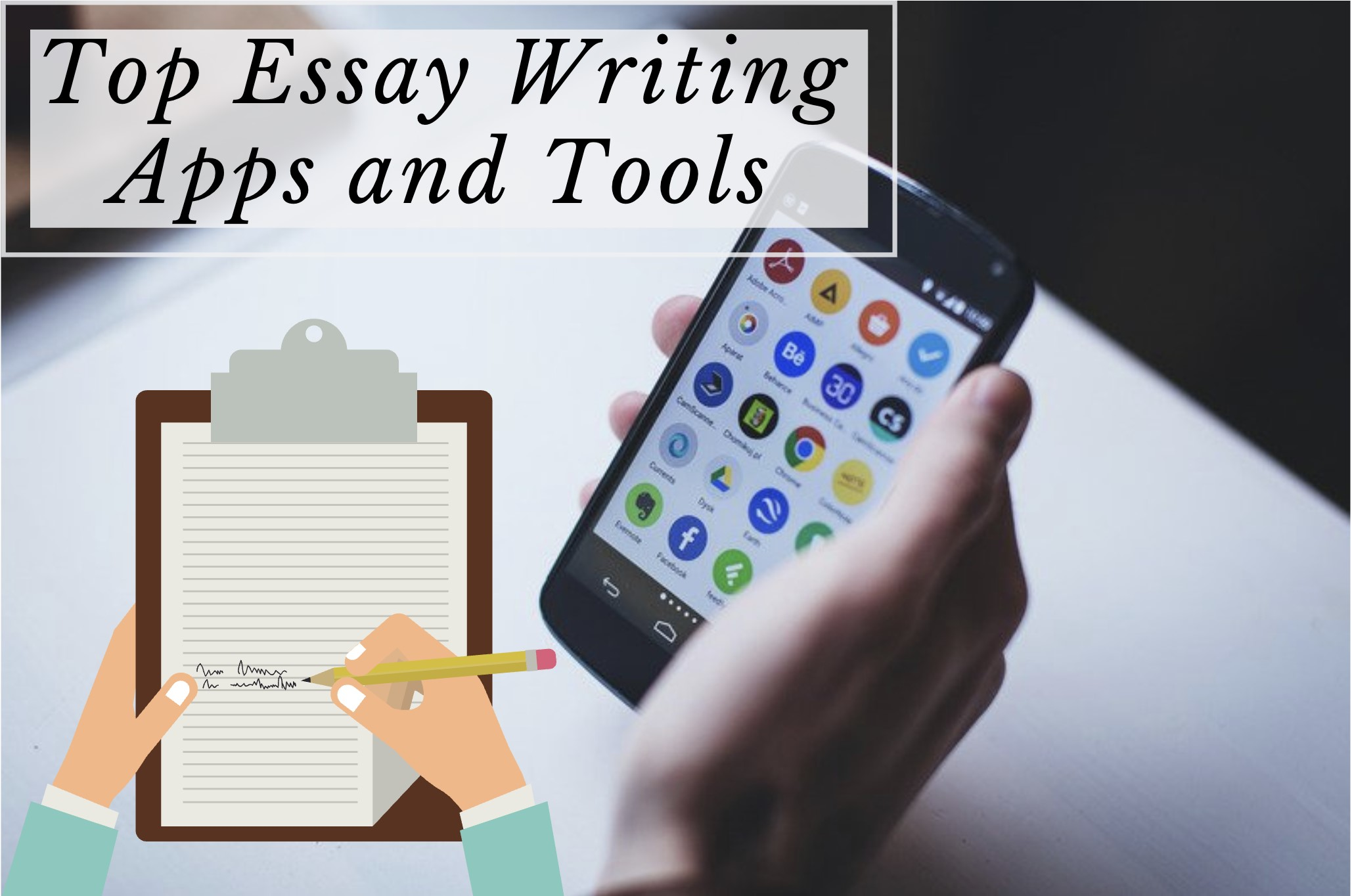 Top Essay Writing Apps and Tools - appPicker