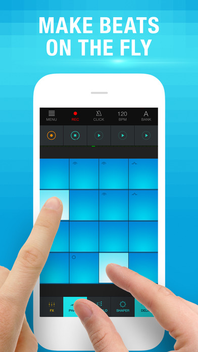 Beat Maker Go! app review: A fun beat making drum pad for