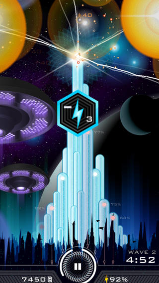BotZ app review: blast your way through the robotic onslaught and protect your city