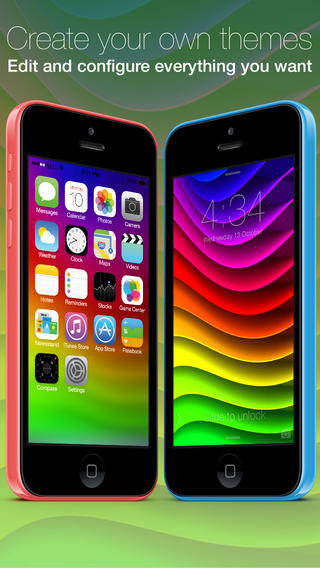 hd wallpapers for ios 7 app review easily create your