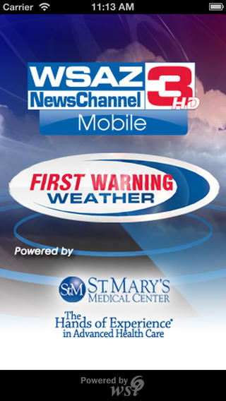WSAZ Weather app review: dedicated weather forecasting for