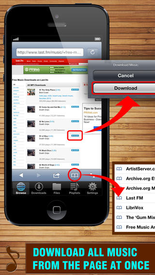 Free music downloader & player app review: download unlimited music absolutely free of charge
