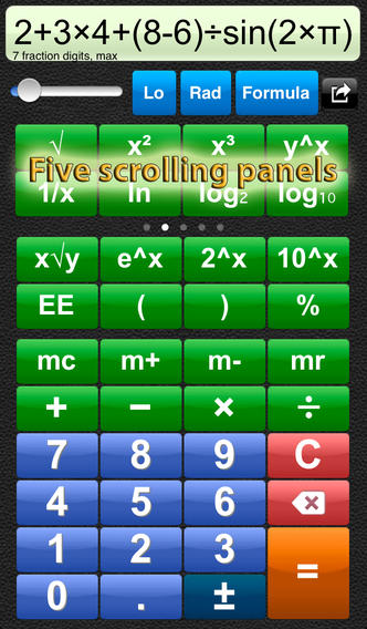 The best iPhone apps for scientific calculators